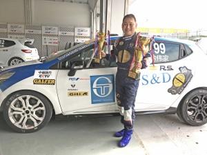 Clio Cup & Asia Formula Renault Gallery